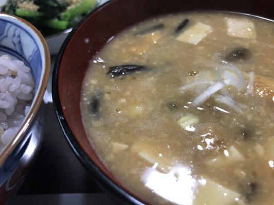 秋田の食卓